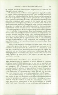 Record of the 1965 Annual Convention of the British Wood Preserving Association : Page 141