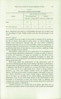 Record of the 1965 Annual Convention of the British Wood Preserving Association : Page 153