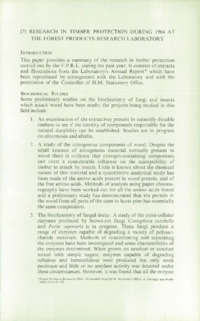 Record of the 1965 Annual Convention of the British Wood Preserving Association : Page 195