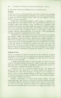 Record of the 1965 Annual Convention of the British Wood Preserving Association : Page 200