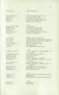 Record of the 1965 Annual Convention of the British Wood Preserving Association : Page 217