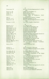 Record of the 1965 Annual Convention of the British Wood Preserving Association : Page 218