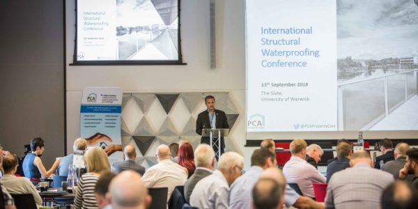 2018 Structural Waterproofing Conference – 9