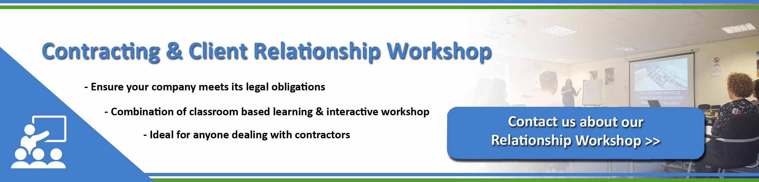 Contracting and Client Relationship Workshop