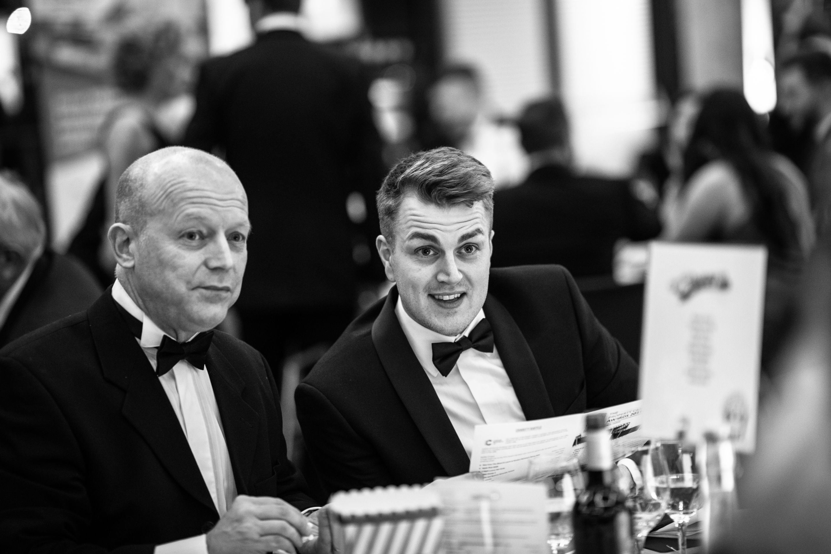 PCA Best Practice Awards Dinner 2019