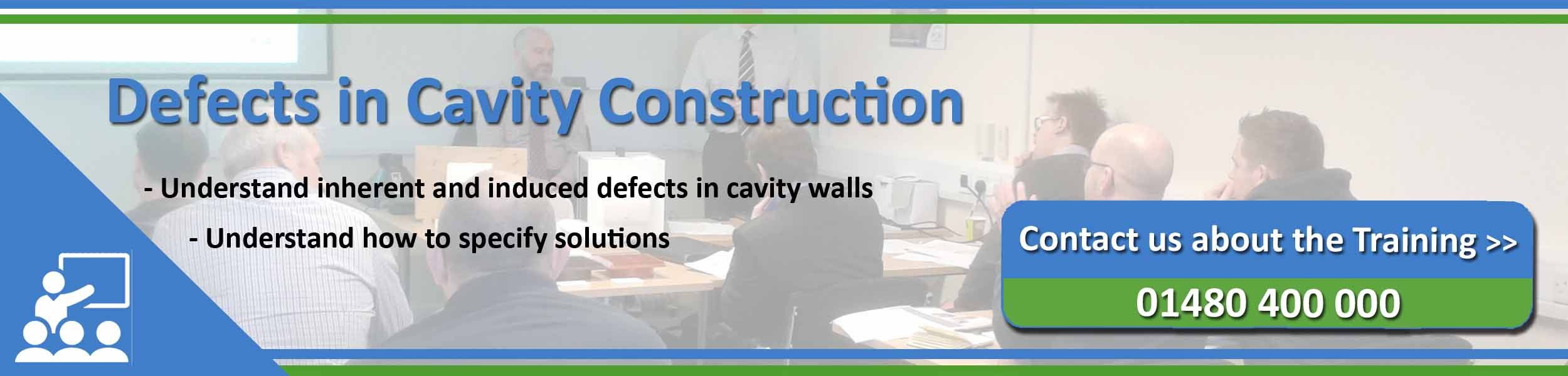 Defects in Cavity Construction - Property Care Association