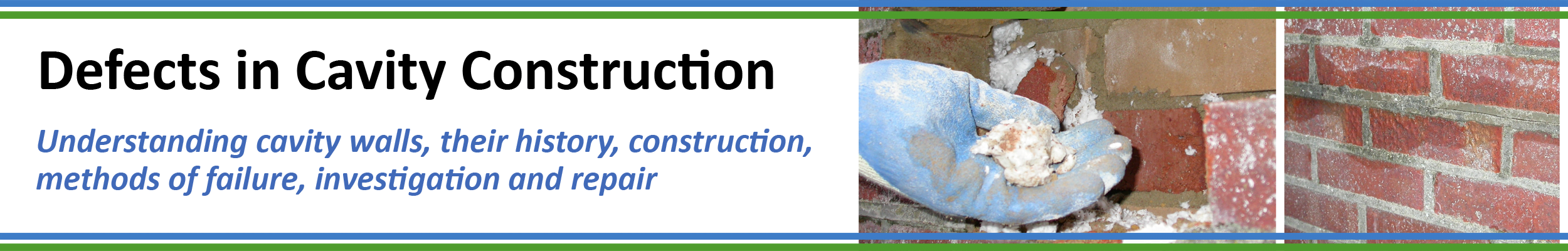 Defects in Cavity Construction