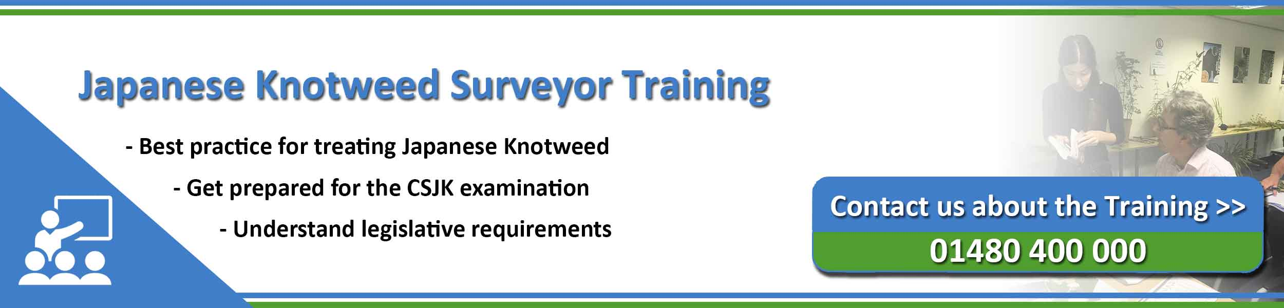 Japanese Knotweed Surveyor Training - Property Care Association