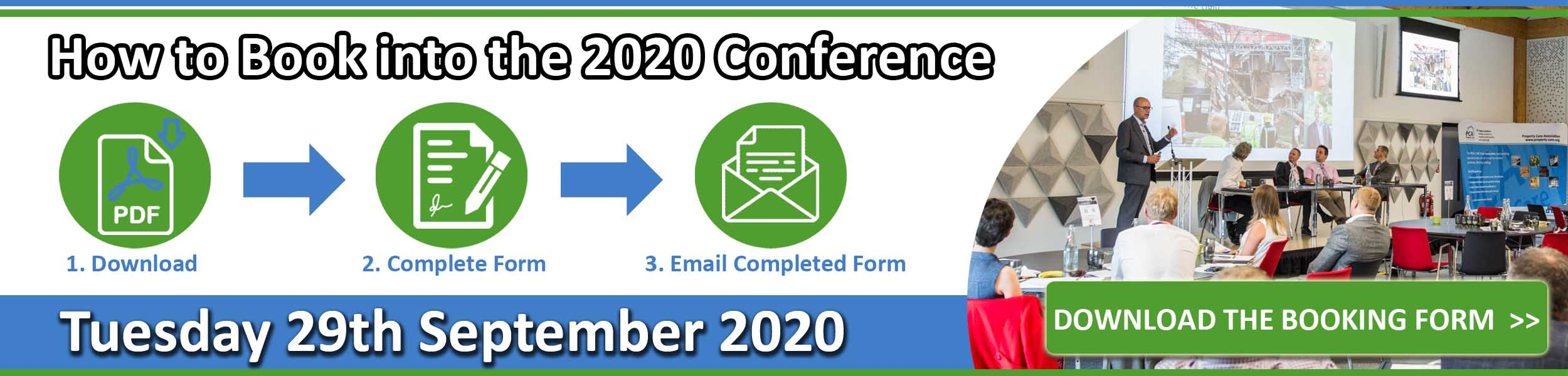 Book tickets - 2020 Building Preservation Conference