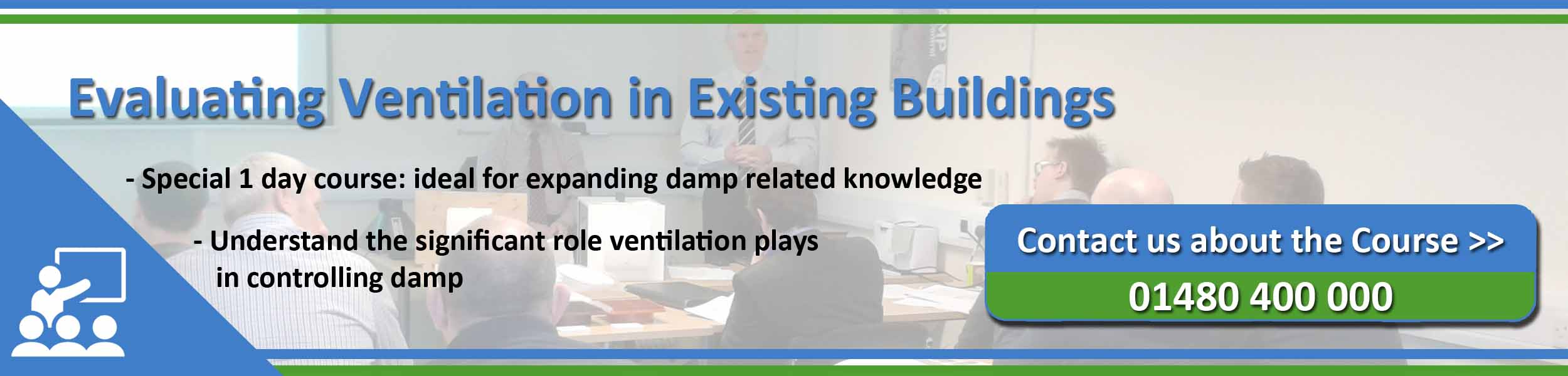 Evaluating Ventilation in Existing Buildings