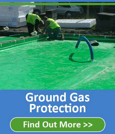 Ground Gas Protection