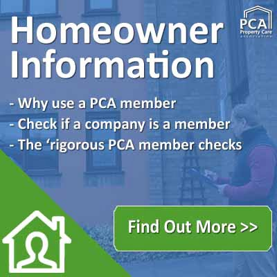 Homeowner help and information - Property Care Association