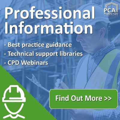 Professional information & guidance - Property Care Association