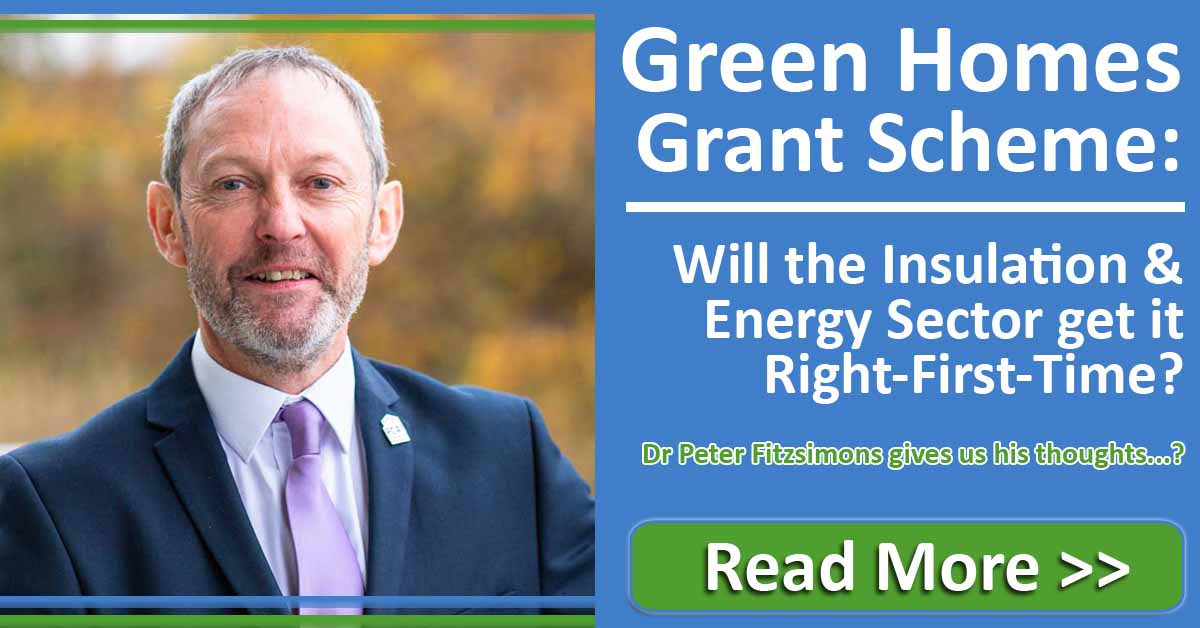 Will we get it right first time? - Green Homes Grant