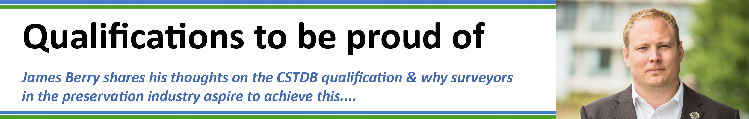 Qualifications to be proud of_CSTDB