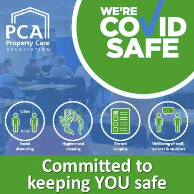 PCA training & Qualifications - Covid safe