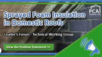 Sprayed Foam Insulation in Domestic Roofs_Side image